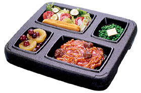 Food Service Trays The Classic Supermax Prison Meal